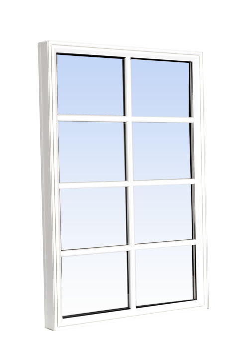 low profile fixed window 2